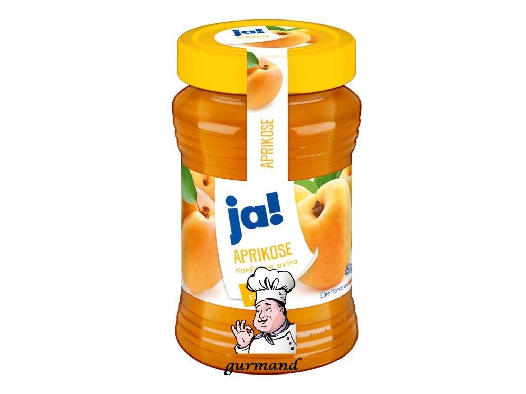 Ja! Meruňkový džem extra 50% 450g