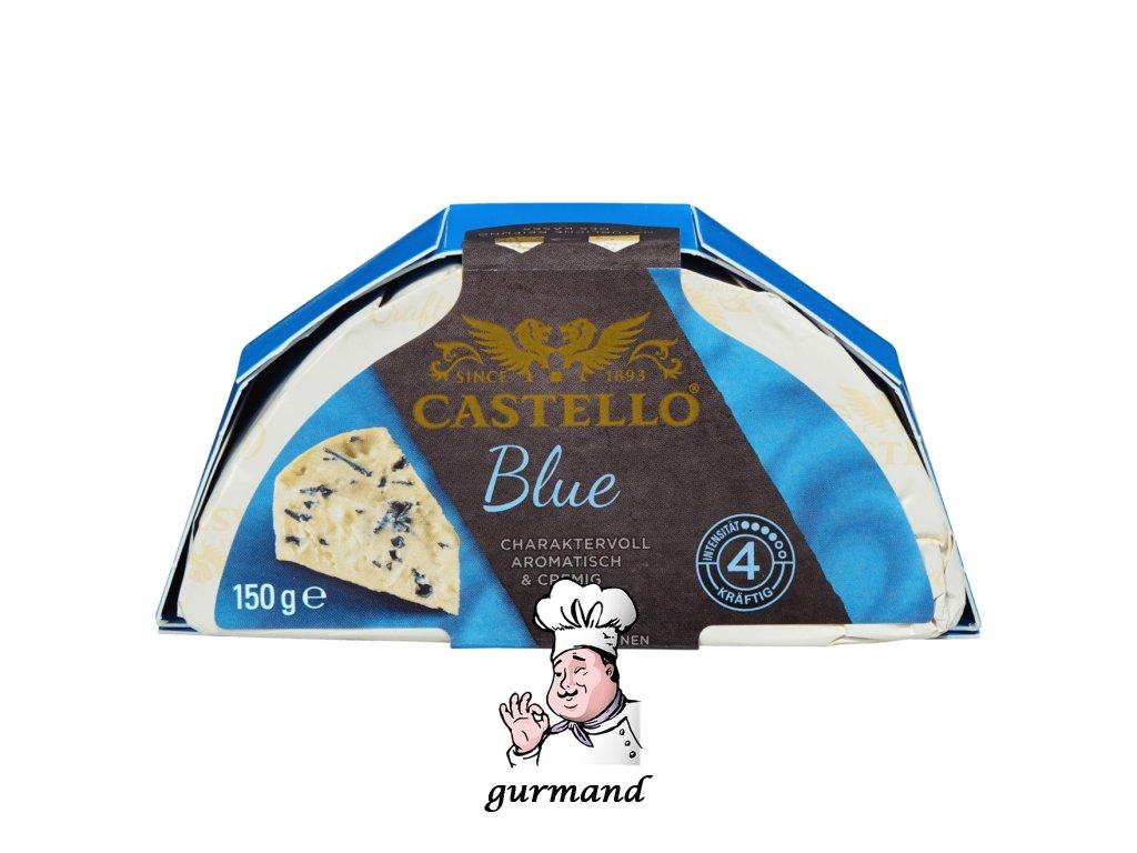 Castello modrá plíseň
