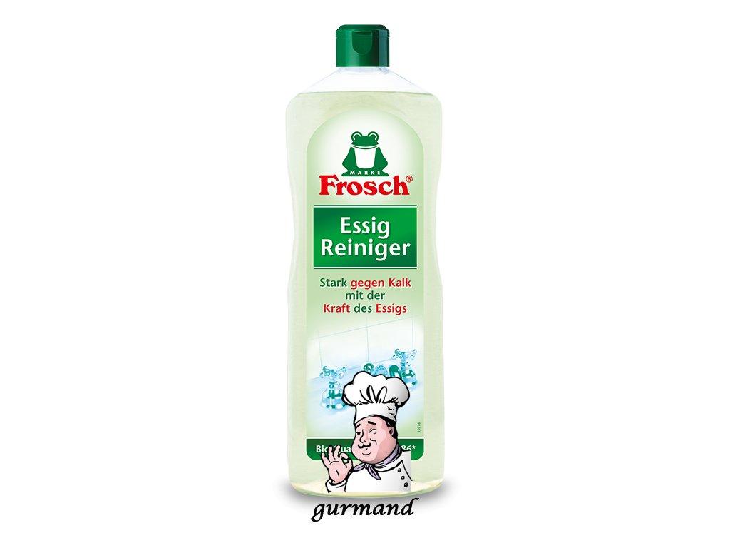 Frosch Mycí prostředek octový 1l