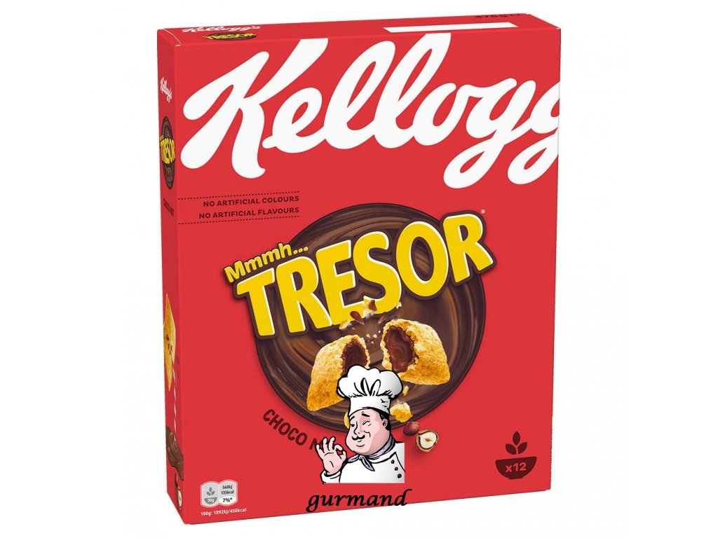 Kellogg Tresor čoko