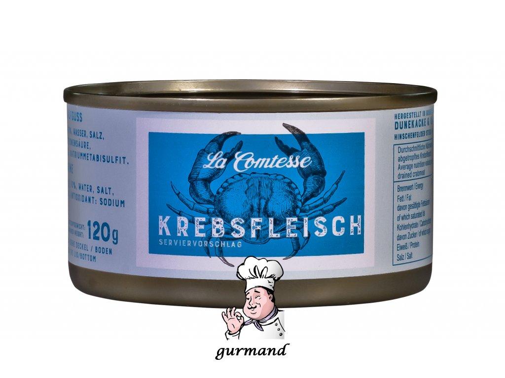 10097 Crabmeat Krebsfleisch