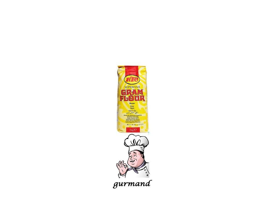 KTC Superfine Gram Flour cizrnová mouka 1 kg