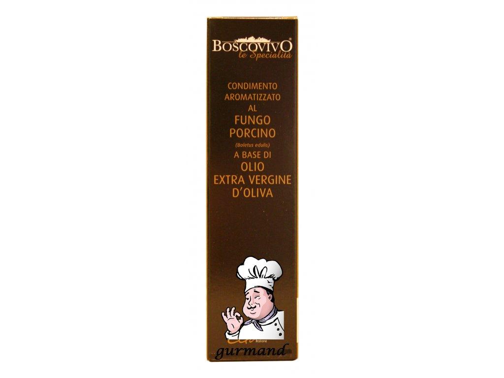 Boscovivo Olivový panenský olej s hřiby 55ml