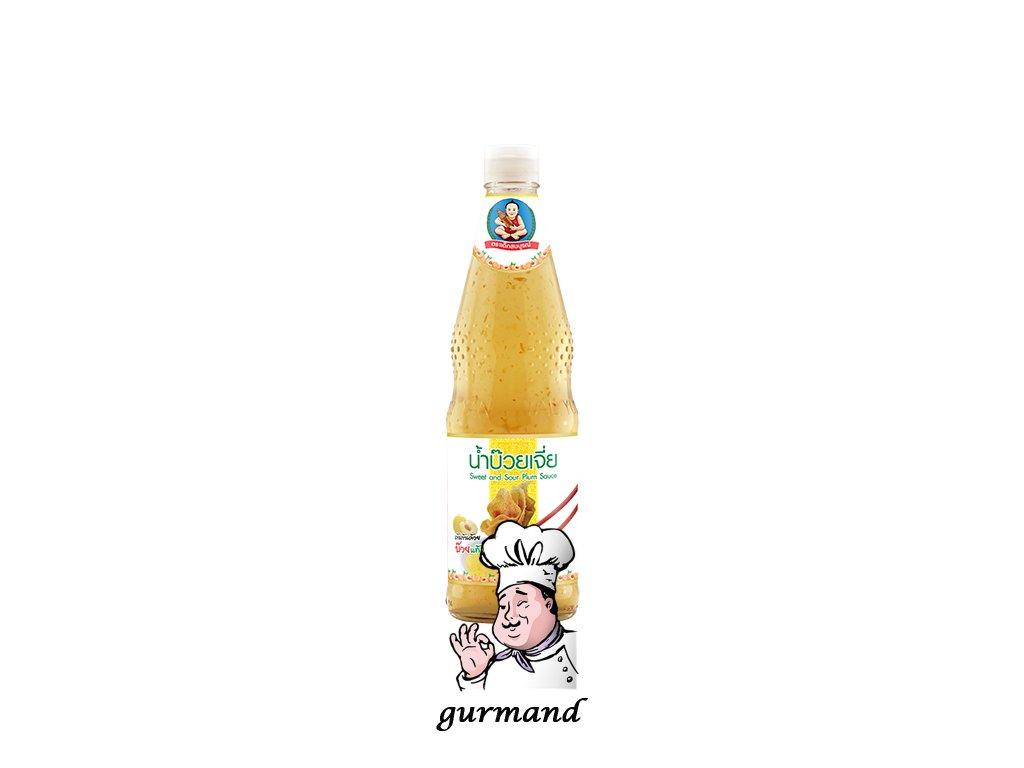 Thajská sladkokyselá švestková omáčka 700ml