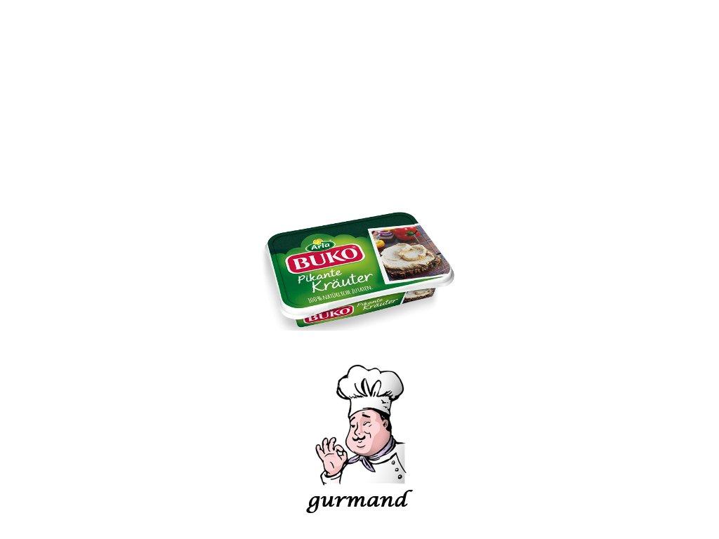 Buko Smetanový sýr s pikantními bylinami 200g