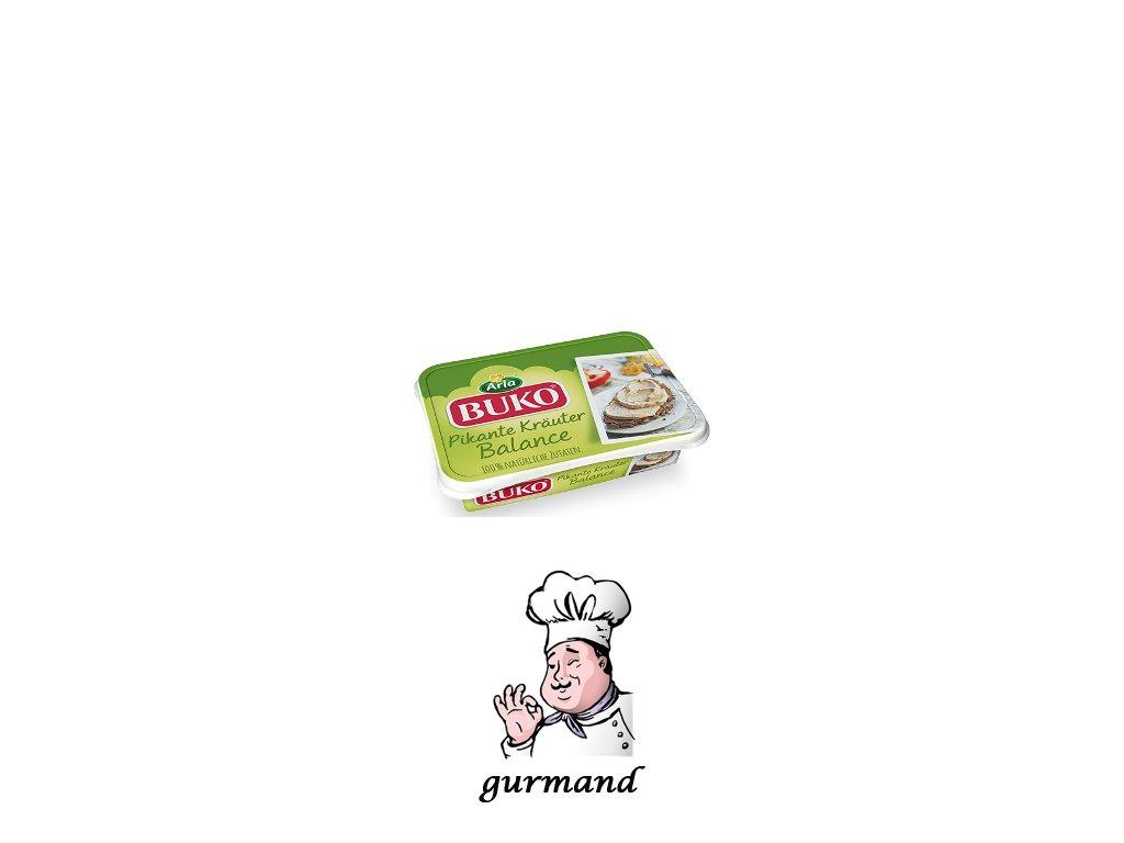 Buko Smetanový sýr s pikantními bylinami Balance 200g