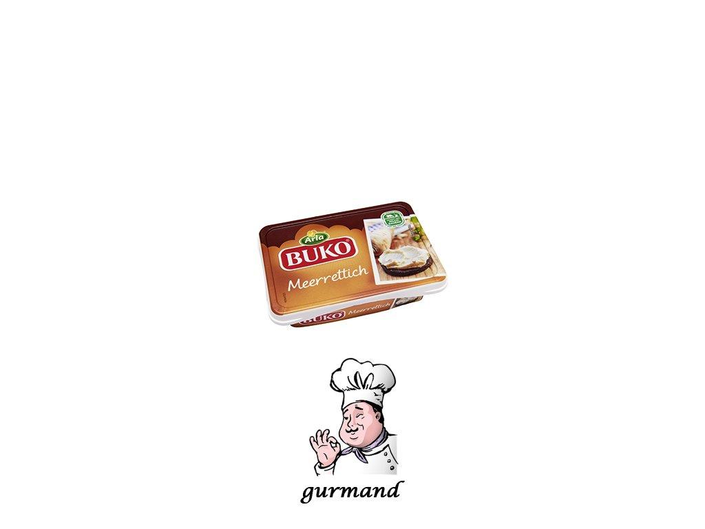 Buko Smetanový sýr s křenem 200g