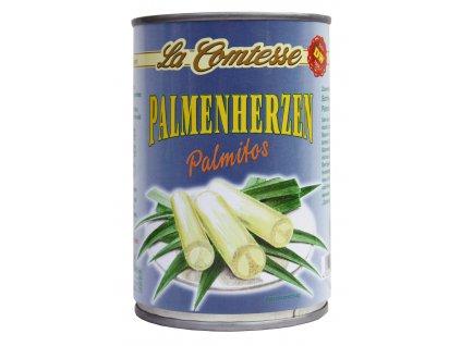 La Comtesse  Palmitos, palmová srdíčka 400/200g