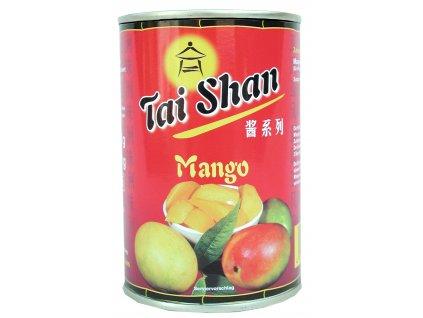 Tai Shan  Mango plátky v nálevu 410/230g