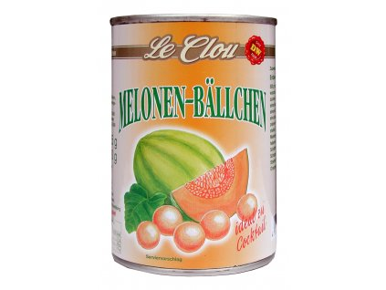Le Clou Melounové kuličky v nálevu 425/225g