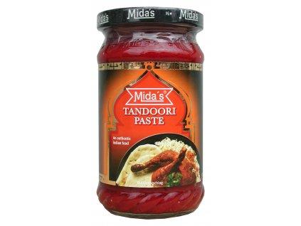 Mida's  Tandoori červená karí pasta 300g