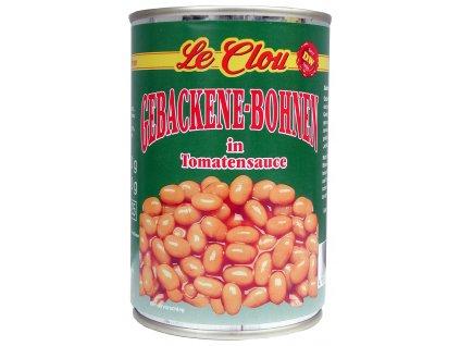 Le Clou  pečené fazole v tomatové omáčce 400/240g