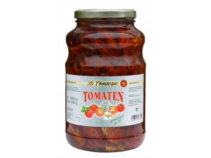 Rajčata sušená v oleji 1062ml