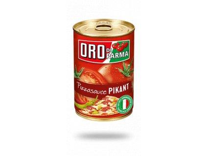 Oro di Parma Omáčka na pizzu ostrá 400g