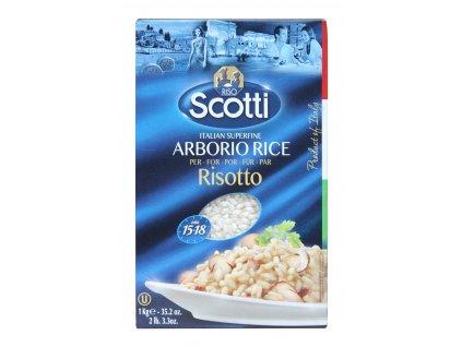 Riso Scotti - rýže Arborio (kulatá) italská 1kg