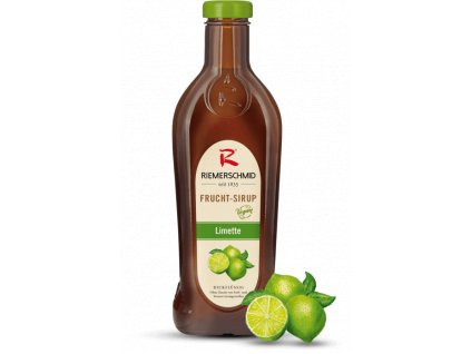 Riemerschmid  Limetový sirup 500ml