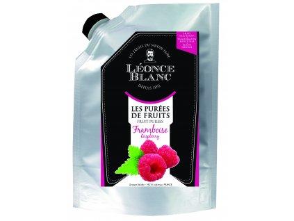 Léonce Blanc Malinové pyré (dřeň) 1000 g