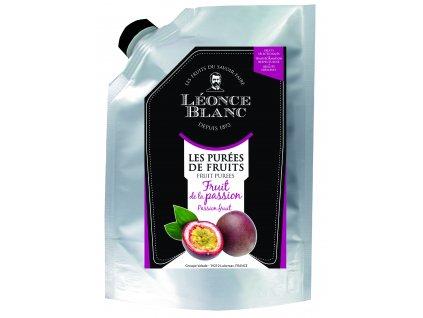 Léonce Blanc Maracujové pyré (Passion fruit) 1000g