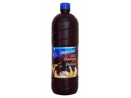 Devos-Lemmens  Čokoládový topping Imperial 1l/1,340kg