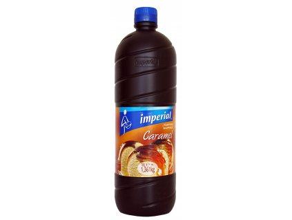 Devos-Lemmens  Karamelový topping Imperial 1l/1,361 kg