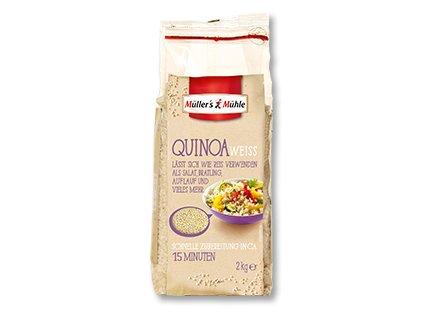 Müller´s Mühle Quinoa bílá 2kg