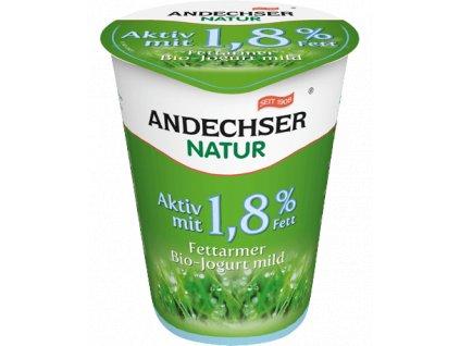 Andechser Bio jogurt bílý 3,7% t.v.s. 500g