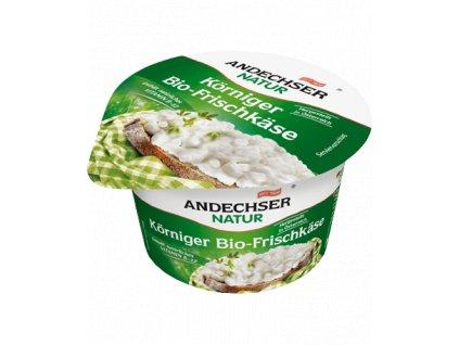 "Andechser Bio čerstvý sýr typu ""cottage"" 20% t.v.s. 200g"