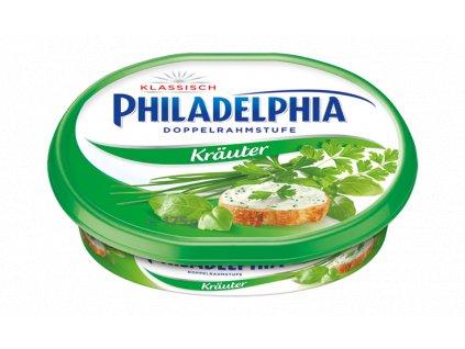 Philadelphia Smetanový sýr s bylinkami 175g