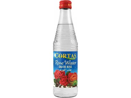 Cortas Rose Water růžová voda 300ml Premium Quality