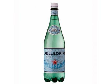 San Pellegrino minerální voda jemně perlivá sklo 6x1L