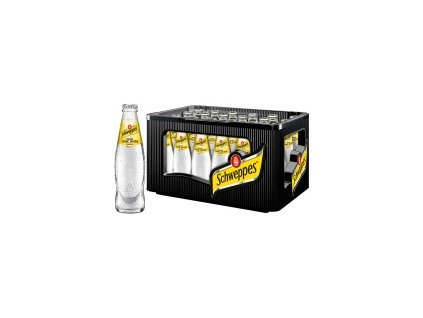 Schweppes  Indian Tonic Water 24x0,2L