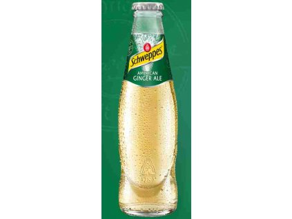 Schweppes American Ginger Ale 24x0,2L