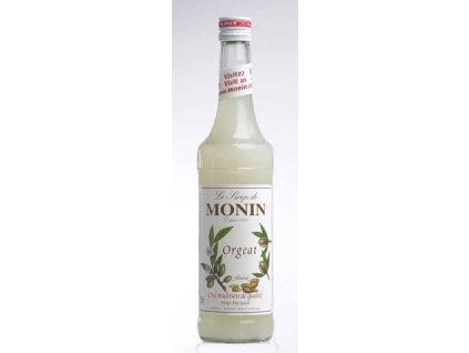 Monin Almond  Mandlový sirup 0,7l