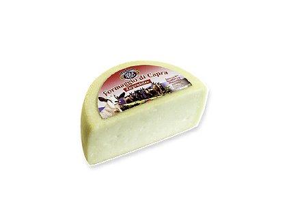 Isola Fresca  Formaggio di Capra  tvrdý kozí sýr 50% t.v.s. cca 1,6kg