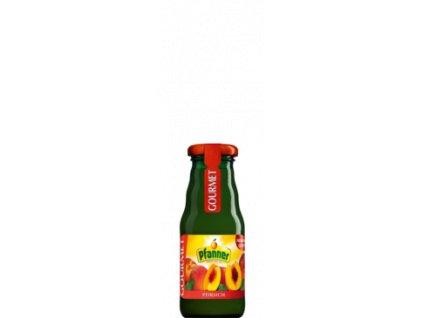 Pfanner Gourmet Broskvový džus 50% 0,2L