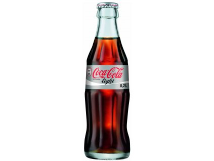 Coca-Cola light set 24x0,2l