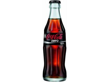 Coca-Cola zero set 24x0,2l