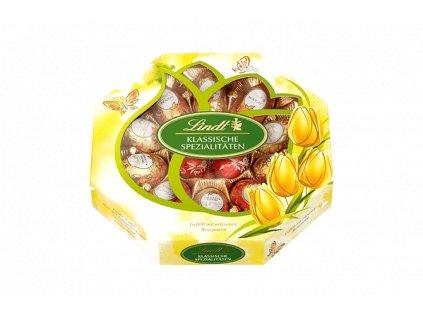 Lindt Velikonoční čokoládová vajíčka s krémovou náplní 216g