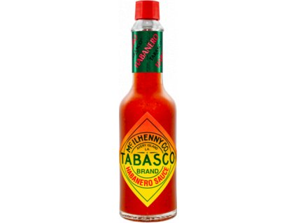 McIlhenny Tabasco Habanero červené 60ml