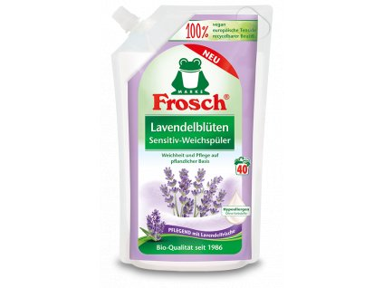 Frosch aviváž květ levandule 40 dávek 1L
