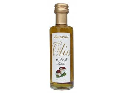 Bartolini  Olej olivový panenský extra s hřiby 100ml