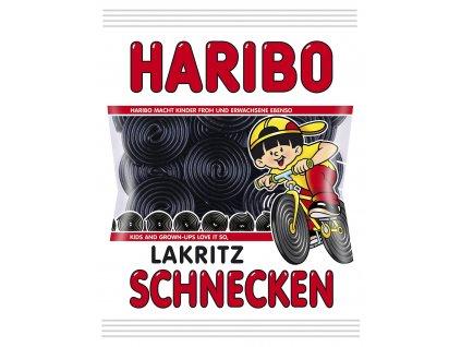 HARIBO Lakritz Schnecken lékořicoví šneci 200g
