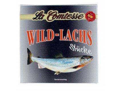La Comtesse  Losos kanadský, vařený (Pink Salmon) 213/180g