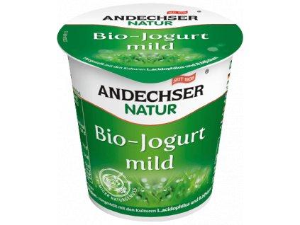 Andechser Bio jogurt bílý 3,8% t.v.s. 150g