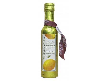 Antichi Sapori del Frantoio  Olej olivový panenský extra 250ml ochucený čerstvou citrónovou šťávou