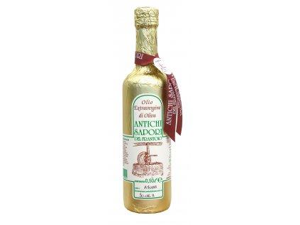 Antichi Sapori del Frantoio  Olej olivový panenský extra 500ml lisovaný za studena