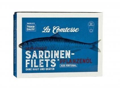 La Comtesse Sardinky uzené řezy bez kůže a bez kostí 105/74g