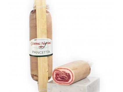 Pancetta slanina rolovaná kusová