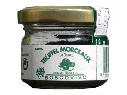 Boscovivo  Lanýž letní černý, kousky 50/35g