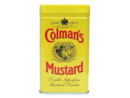 Colman's hořčice v prášku (Double Superfine Mustard Powder) 113g